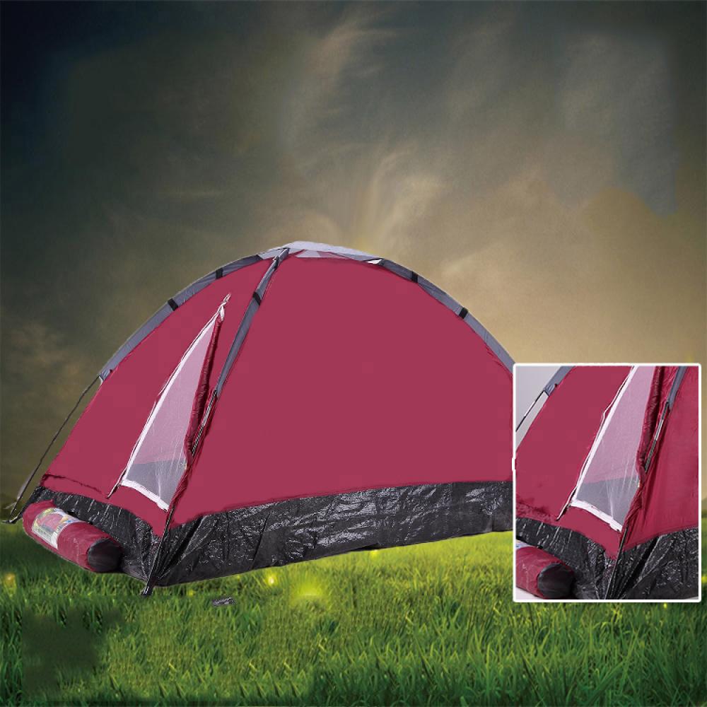 텐트 방한 캠핑 원터치 프리미엄 09 Fnvltc, 레드, 2