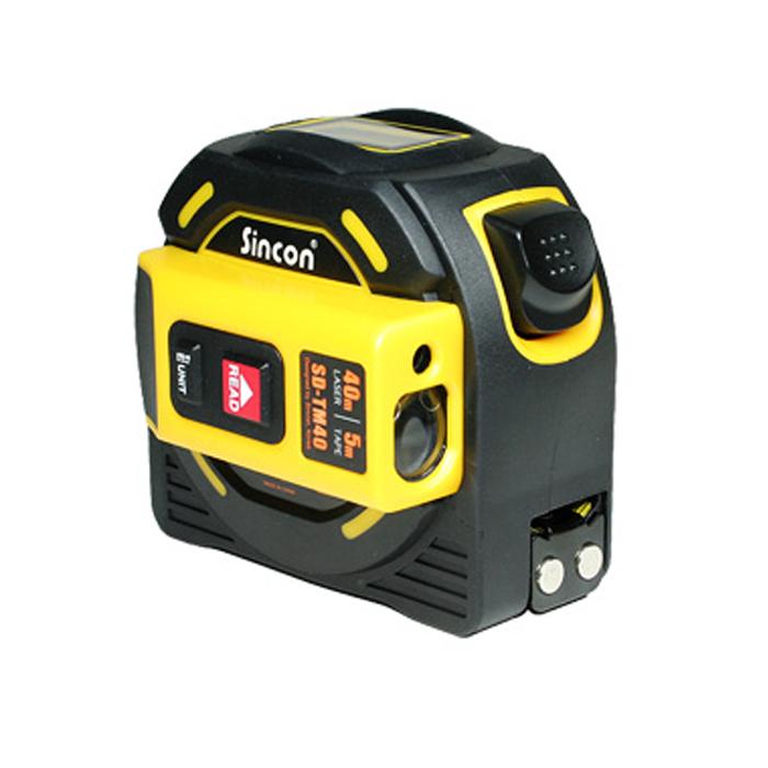 [연장닷컴] 디지털 줄자 스마트 레이저 SD-TM40 SDTM40, 단일상품
