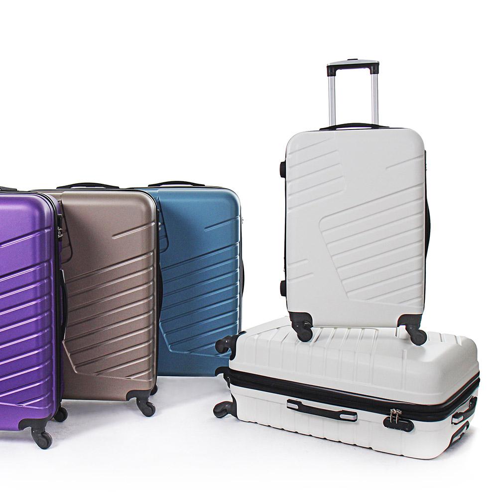 [캐리온] 디셀라 20+24형 확장형 여행가방 세트(803)