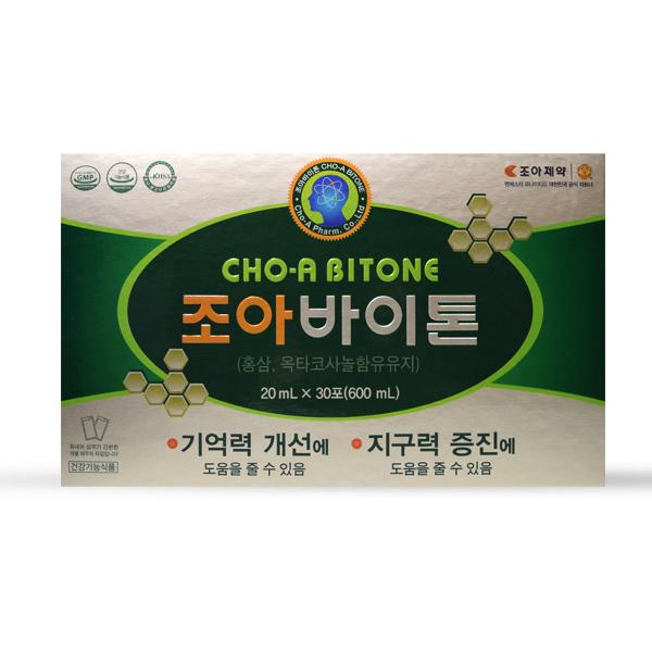 조아바이톤 20ml 30포, 단품
