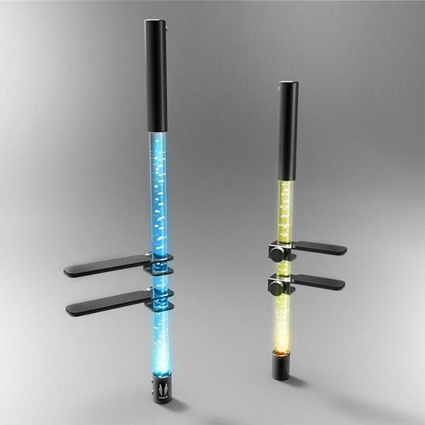 3RSYS ICEAGE G3 380 RGB 그래픽카드 지지대, 단일상품