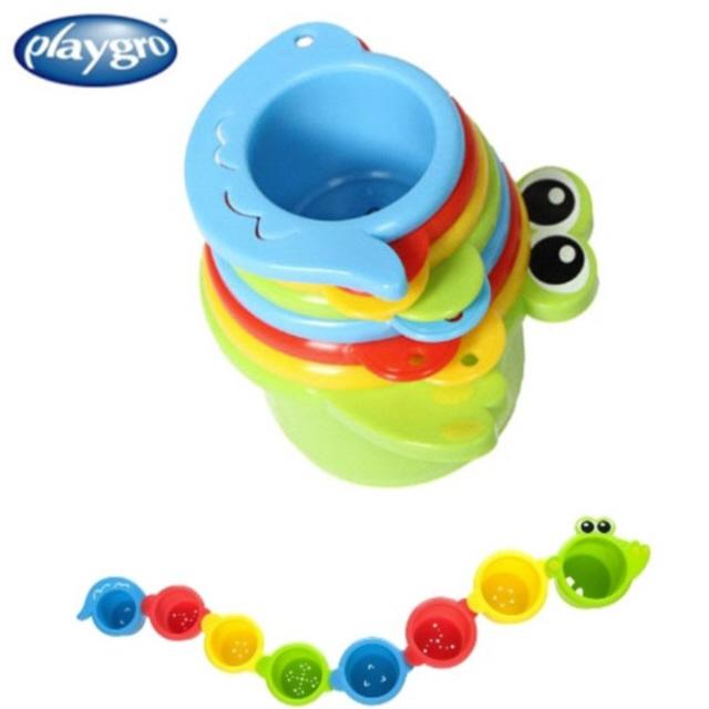 플레이그로 악어 컵쌓기 링쌓기컵쌓기/링쌓기/컵쌓기/어라운드위고/스피드스택스/스피드컵쌓기/스피드컵/컵스택/스택스/스태킹