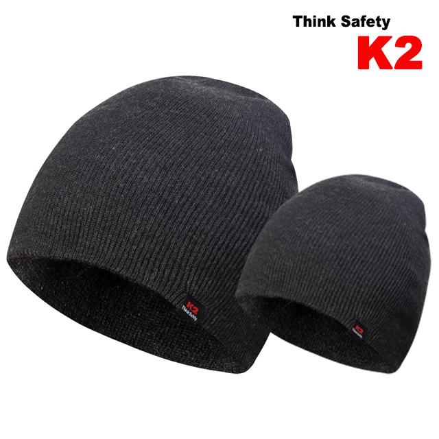 K2 비니 블랙/차콜, 2.차콜