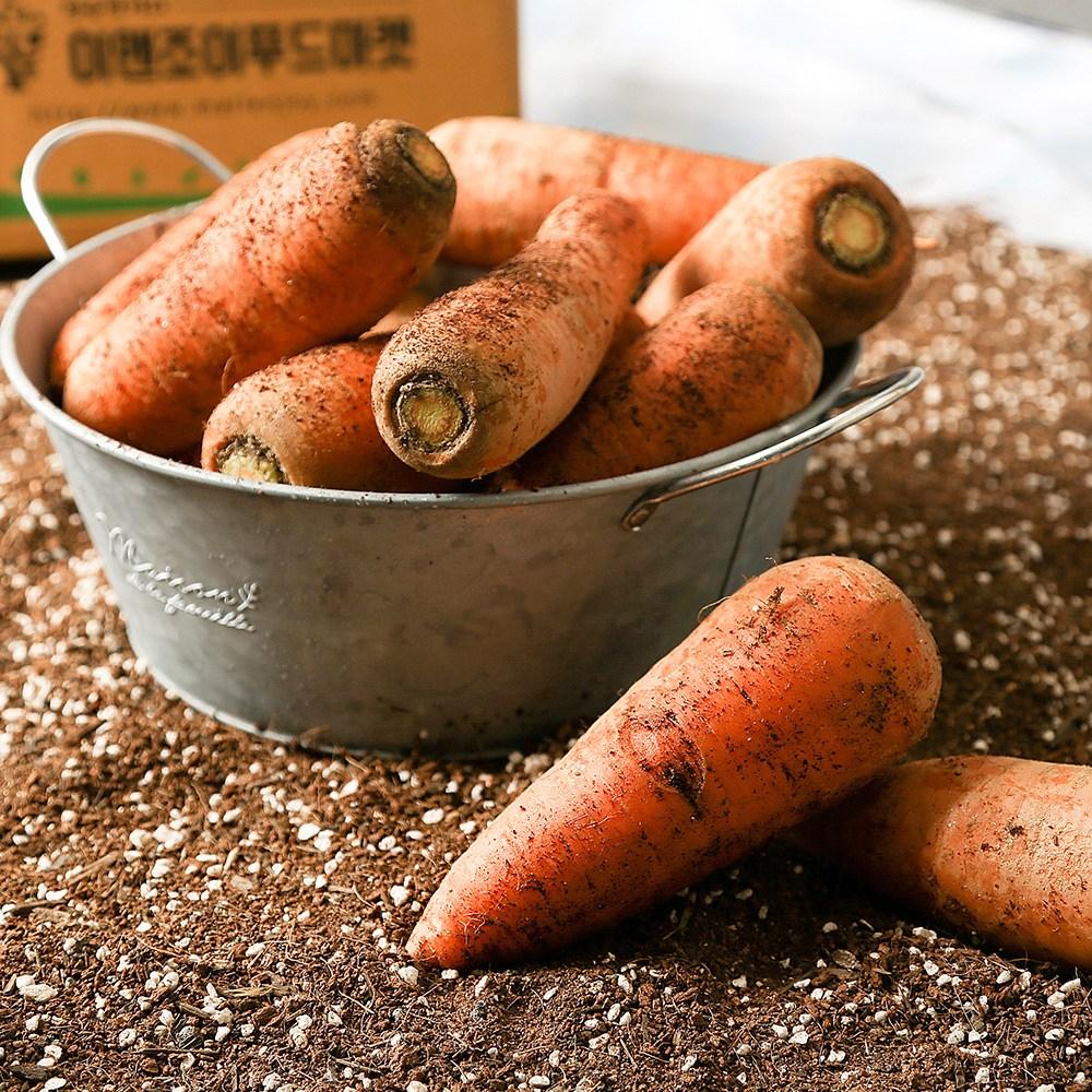 농부마음 신선한 국내산 흙당근 3kg 5kg 10kg, 1box, 5kg(대품/상품)