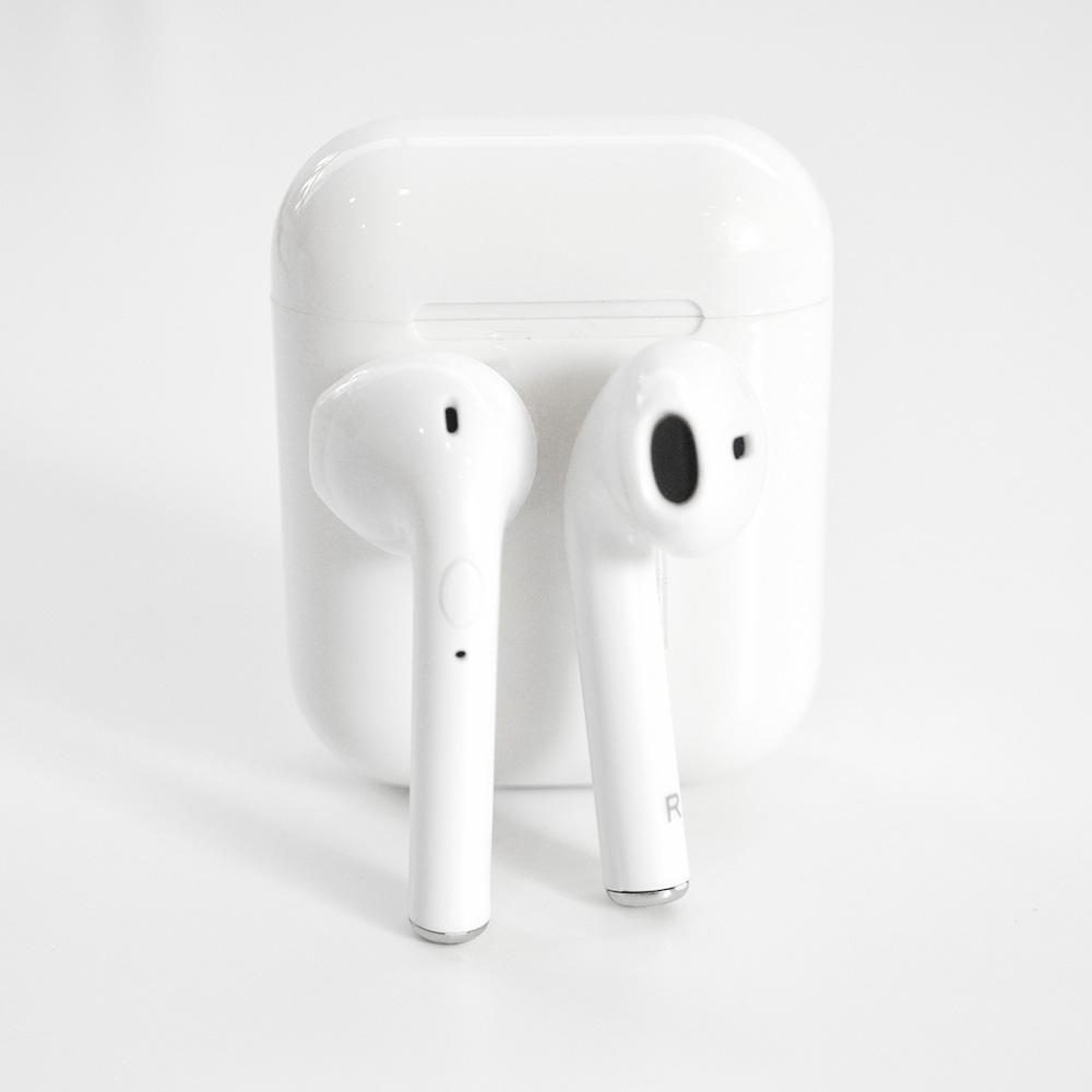 원초이스 SMC-i9 블루투스 무선 이어폰, SMC-i9 블루투스이어폰, 화이트