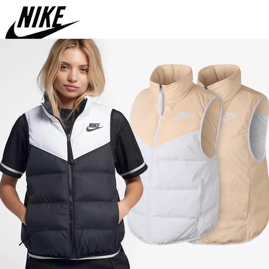 [해외] 미국정품 나이키 Down Vest Nike Sportswear 여자 패딩조끼