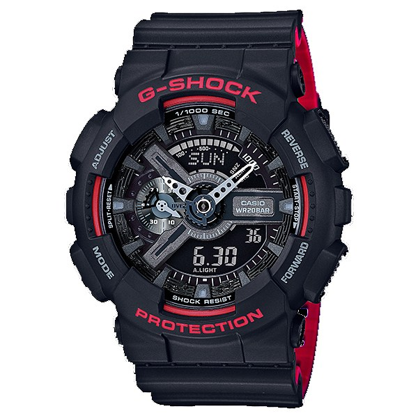 지샥정품/G-Shock/GA-110HR-1A/지샥시계/손목시계