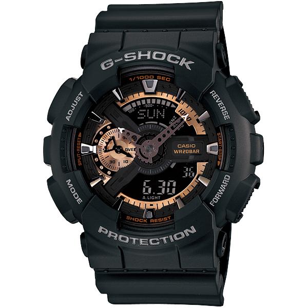 지샥정품/G-Shock/GA-110RG-1A/지샥시계/손목시계