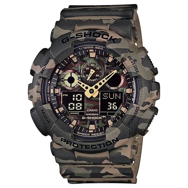 지샥정품/G-Shock/GA-100CM-5A/지샥시계/손목시계