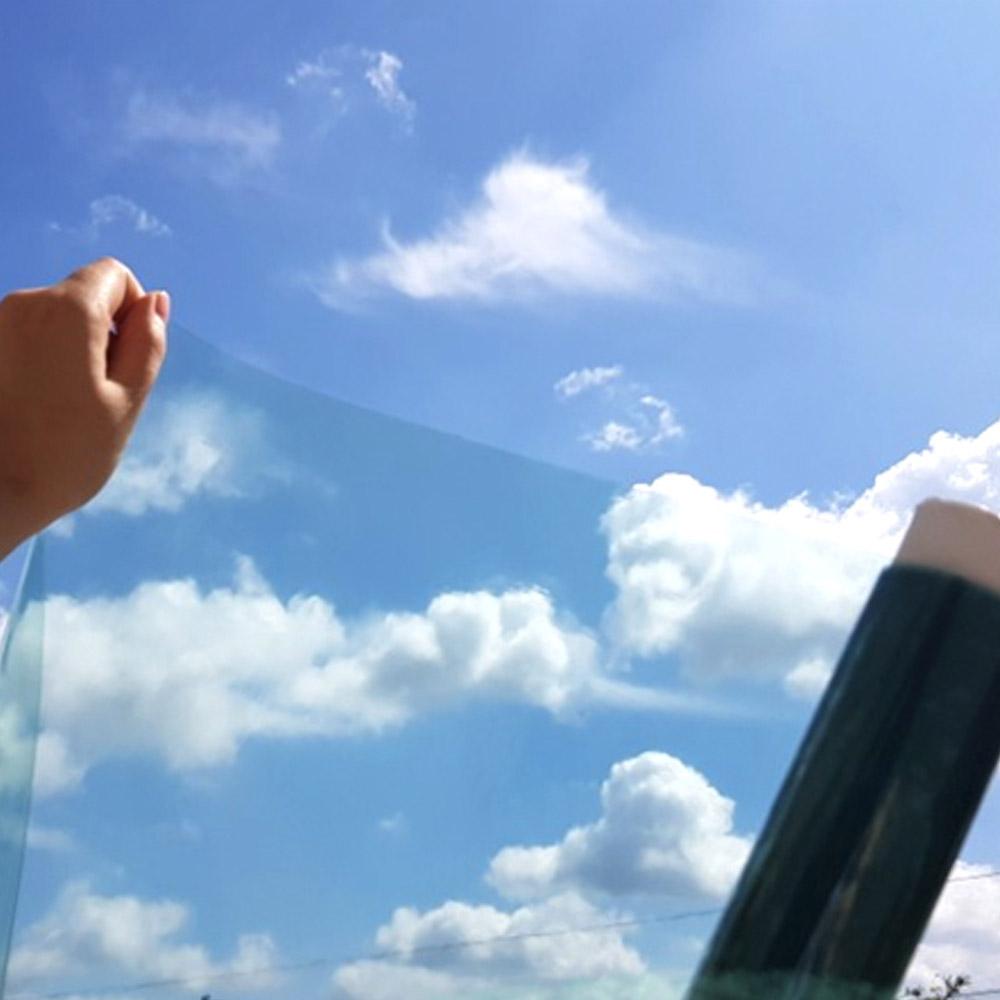 착한필름 유리창 자외선차단 단열필름 90cmX2미터, 화이트암막