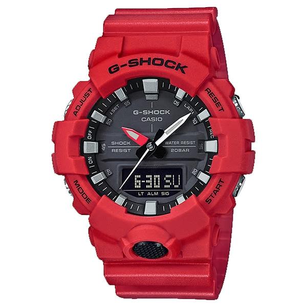 지샥정품/G-Shock/GA-800-4A/지샥시계/손목시계
