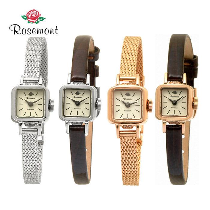 RS#5 로즈몽 백화점AS가능 ROSEMONT 정품 손목시계