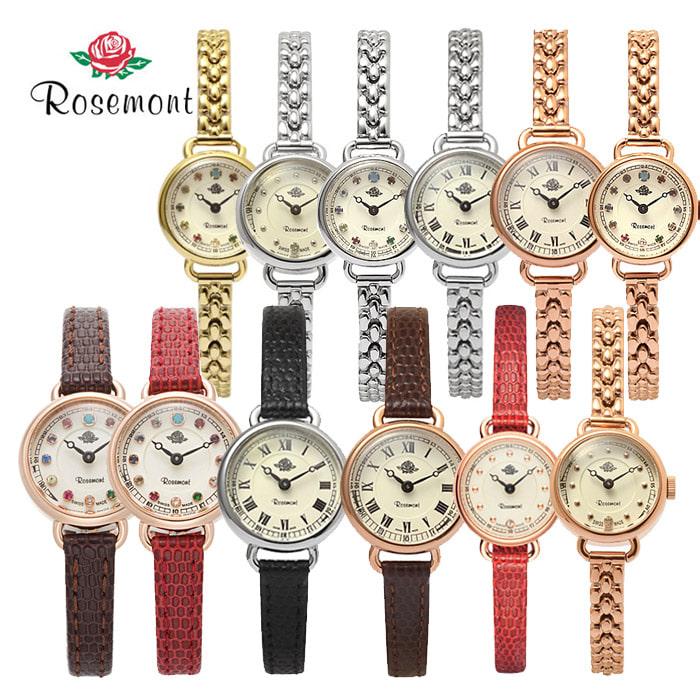 RS#45 로즈몽 백화점AS가능 ROSEMONT 정품 손목시계