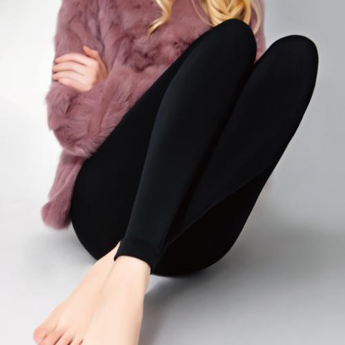 [여성패션] 엑스미스 1+1 따뜻하고 슬림함 고급형 밍크에어 겨울용 무발 레깅스 - 랭킹91위 (11900원)