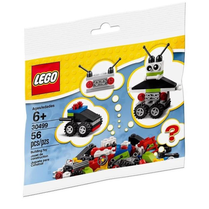 LEGO 30499 - 로봇 자동차 자유 조립 레고 크리에이터