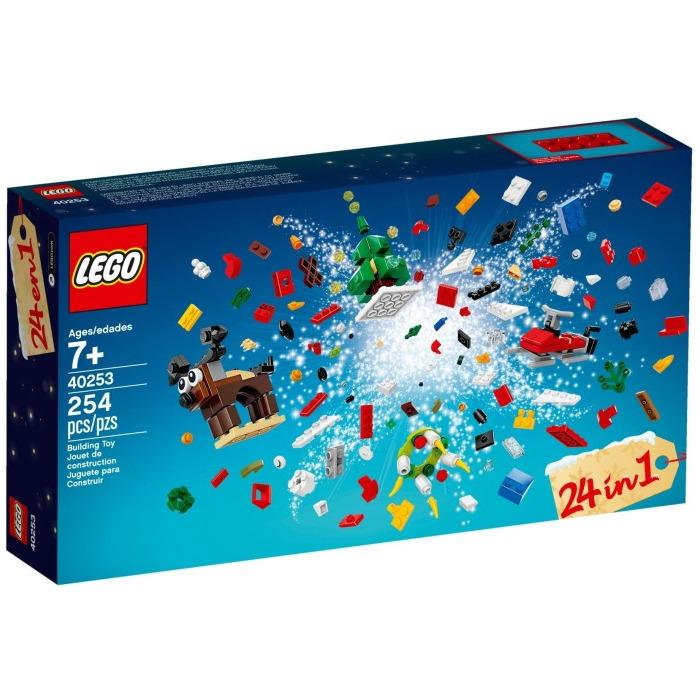 LEGO 40253 - 크리스마스 조립 세트 레고 크리에이터