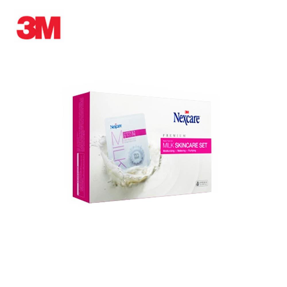 파트스캐너 3M 넥스케어 프리미엄 밀크 겔 마스크팩 10개입, 단일상품