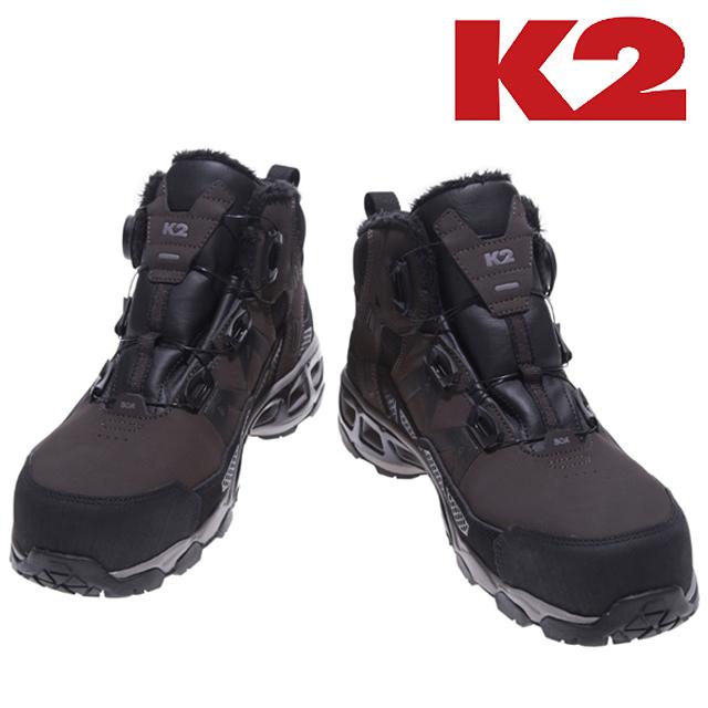 케이투 K2-86 방한안전화 다이얼6인치 [240~290mm]