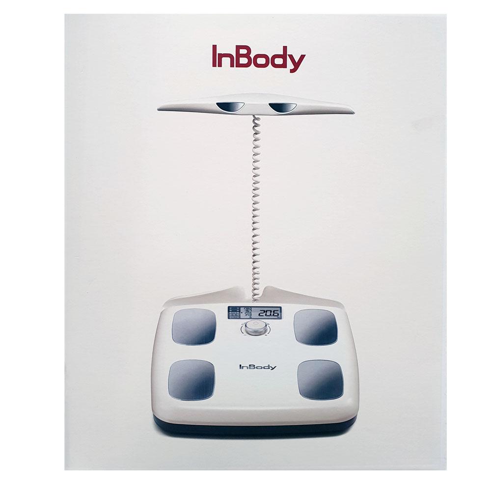 인바디 체중체지방계 다이얼W, 화이트, Inbody dial W