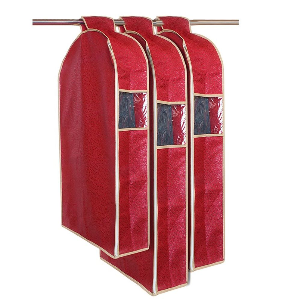생활용품 옷커버 코트 정장 커버 의류 먼지커버, 소형 55x80x20cm