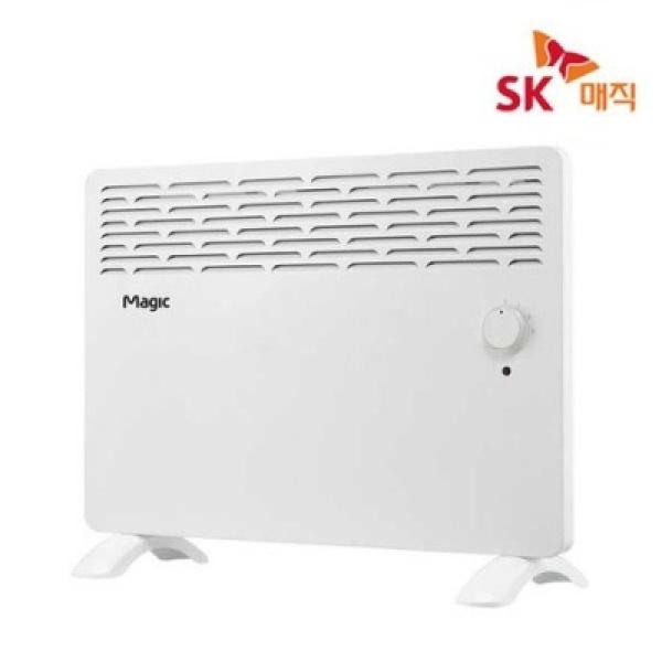 TWO1MALL [SK매직] 컨벡션 히터 고급형 온풍기 전기 히타 난방기 무취 무소음 청정난방 생활방수 광열방지 고속 난방 CRH-C160HL 502326