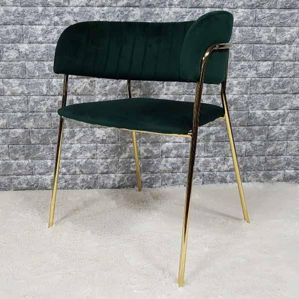 루비 카페의자 인테리어의자 예쁜의자 업소용의자, 그린