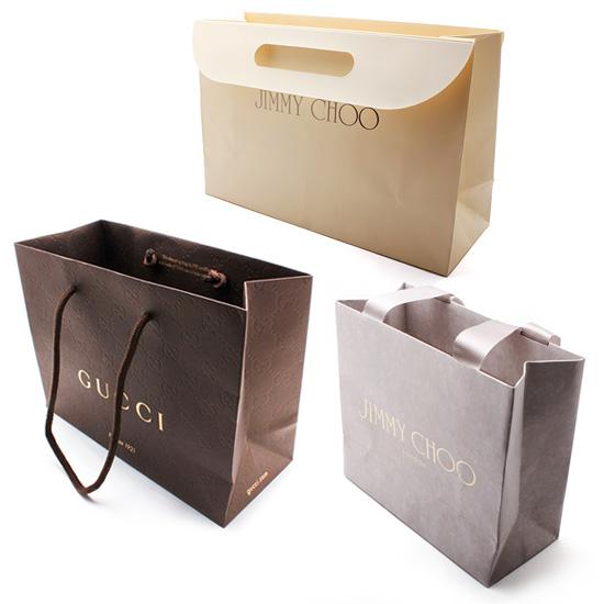 구찌 지미추 정품 종이 고급포장 선물용 쇼핑백