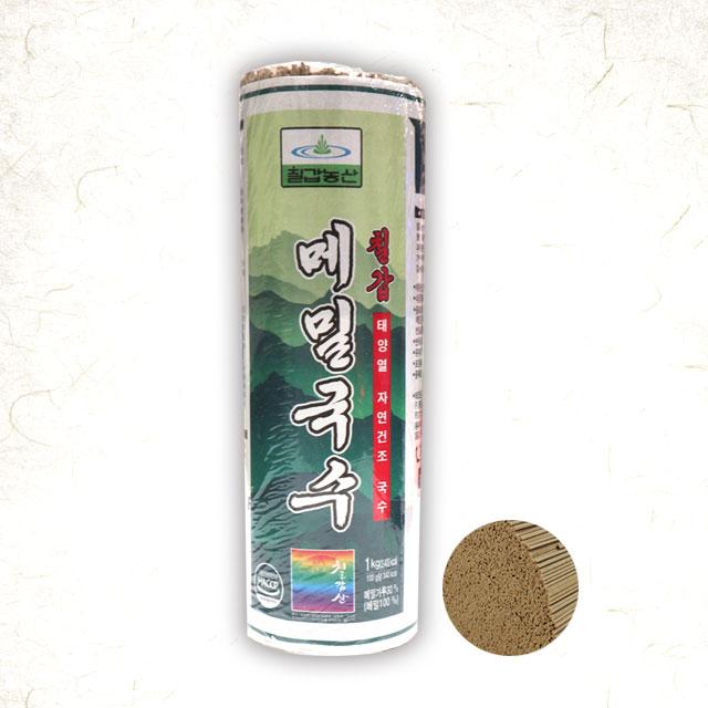 칠갑 메밀국수 1kg 판모밀 막국수, 1개