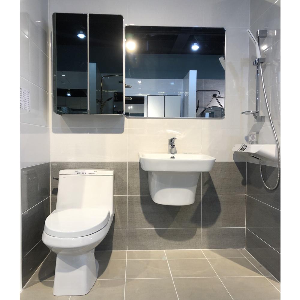[첫사랑이야기] 화장실인테리어 북유럽화장실리모델링 예쁜화장실인테리어 ES8407, 화이트