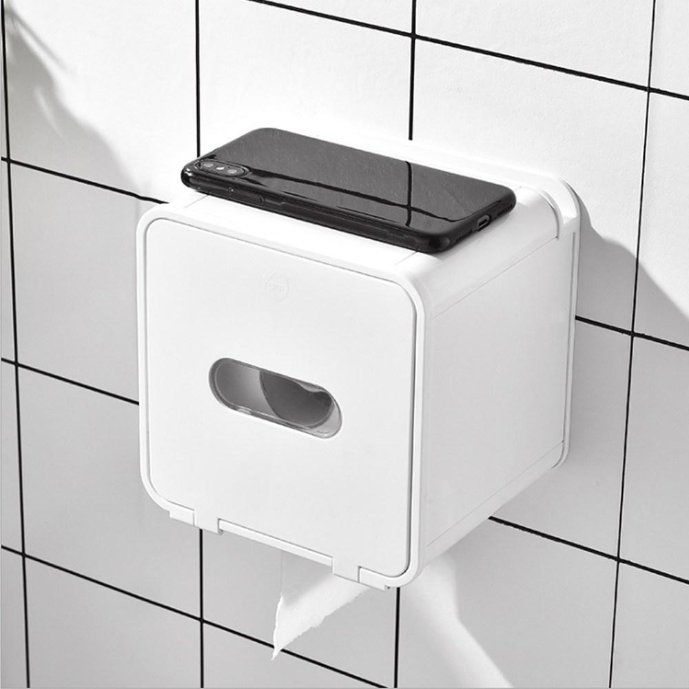 360 방수 화장실 휴지걸이 베이직