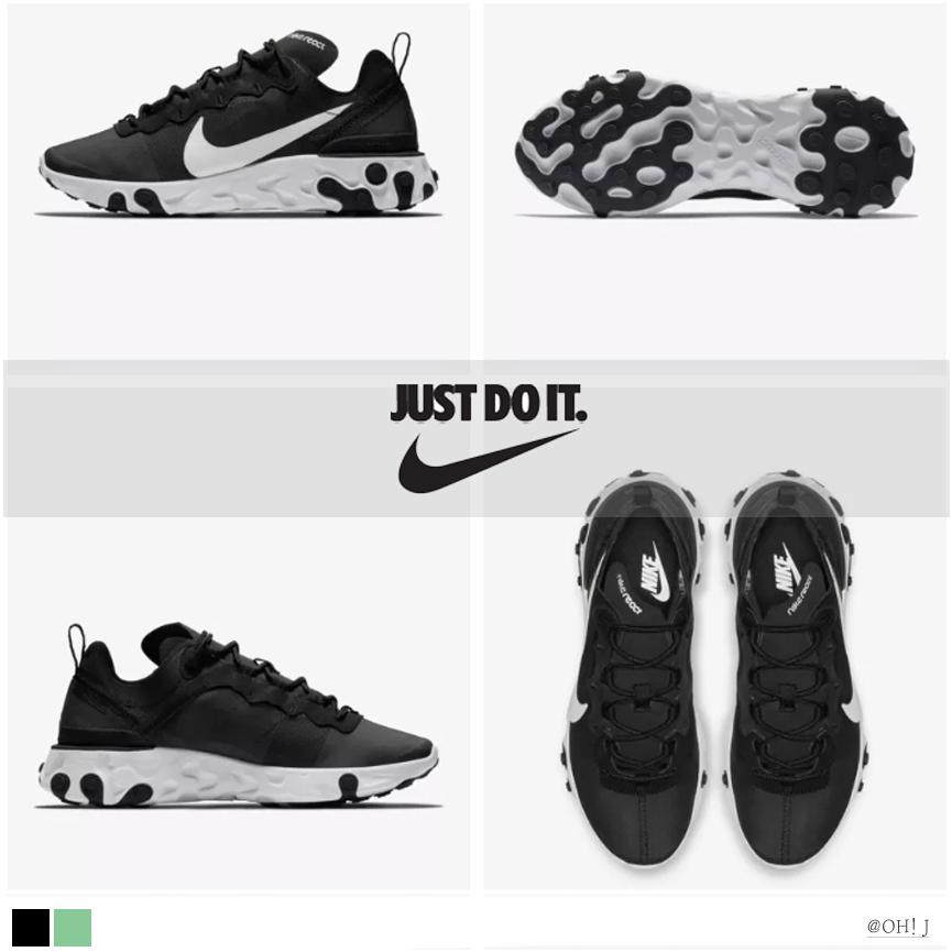 [미국직구정품] 나이키 리액트 엘리먼트55 Women's Shoe Nike React Element 55