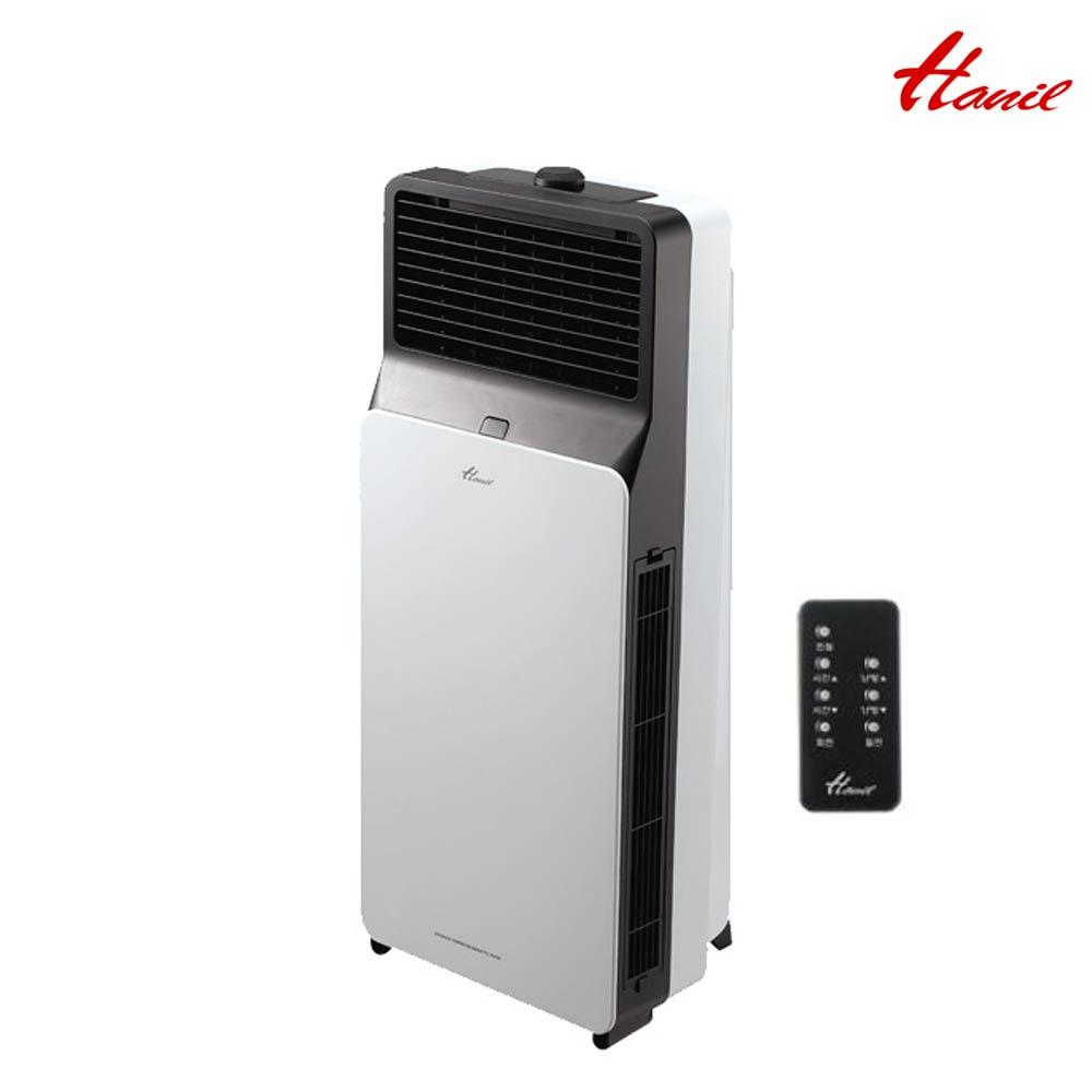한일 한일전기 이동식 전기온풍기, 화이트, HEF-3310R(HEF-3350R-WP)