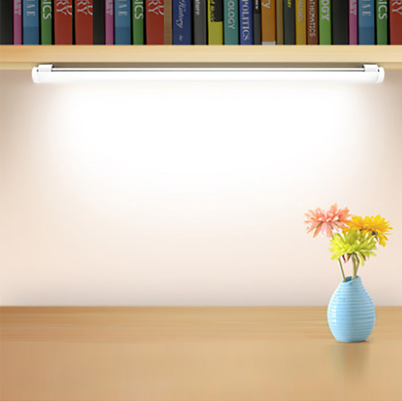 CSHINE LED 독서실 조명 독서등 스탠드조명 책상조명 밝기조절 시력보호, 32CM(3색변경)