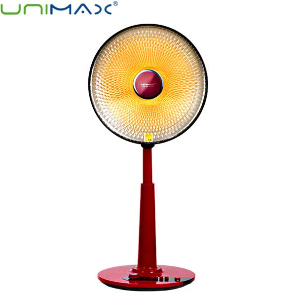유니맥스 좌석형 세라믹 코일형 전기히터 선풍기형 히터, UMH-6702C