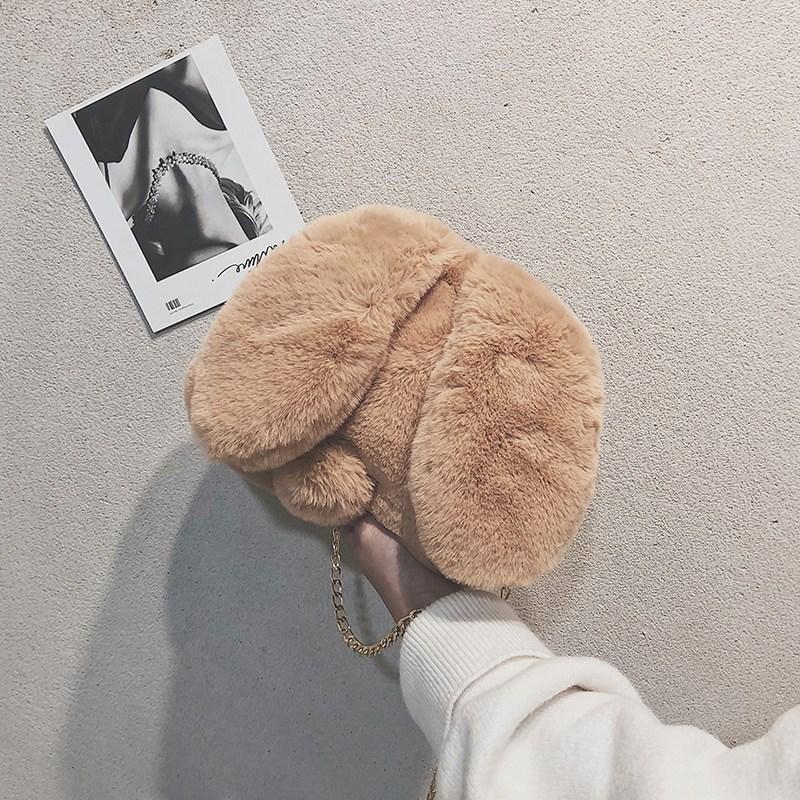 겨울 털가방 패션가방 여성가방 숄더백