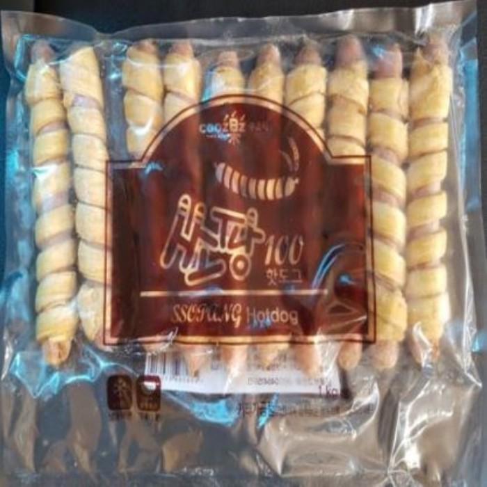 쿠즈락 쏘팡(100g)-마약핫도그*10, 1kg, 1개