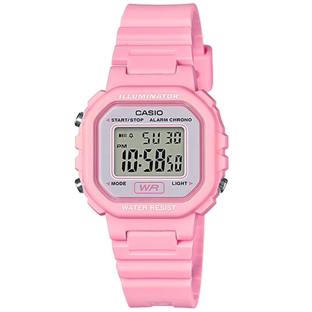 카시오 LA-20WH-4A1 전자알람 손목시계 어린이 아동 학생 여성패션 방수