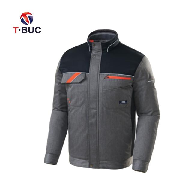 그린사몰 겨울작업복 방한복 작업복점퍼 근무복 유니폼 T.BUC-907
