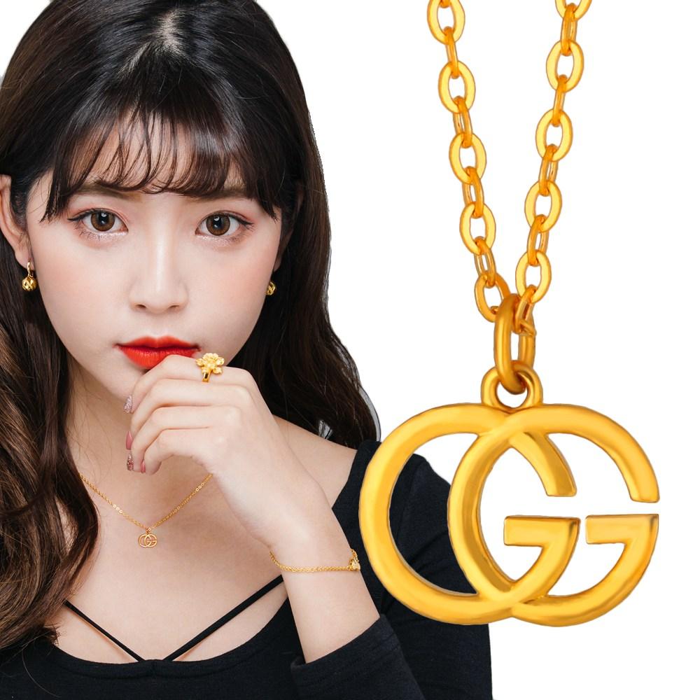 앨리스 순금목걸이 G베이스(4g)