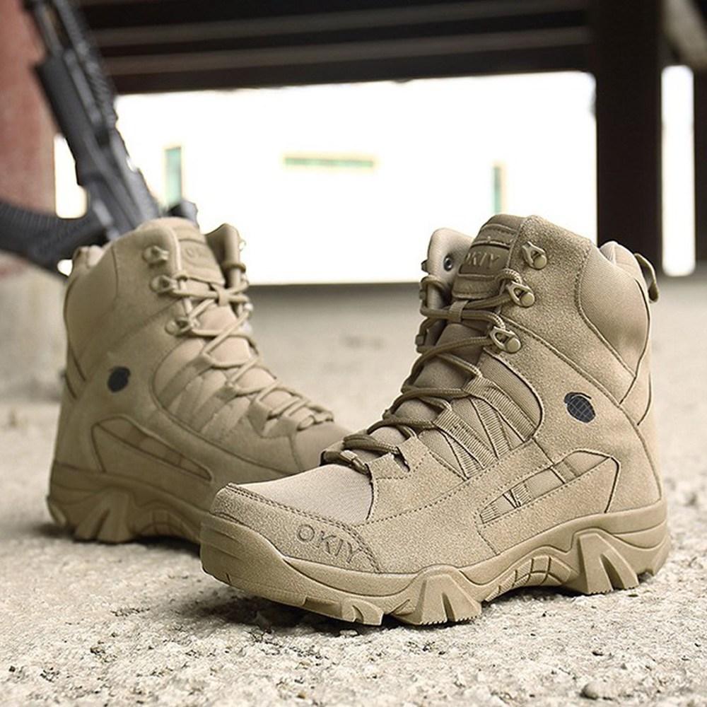제라카 남성 워커 사막화 전투화 군화 작전화 등산화 MF1750