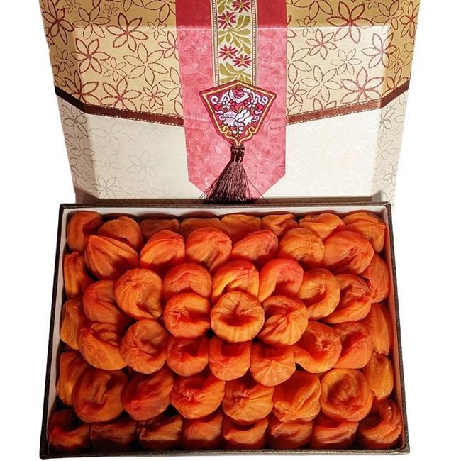 상주곶감 곶감선물세트 건시 반건시 감말랭이, 1박스, 곶감 실크함 3kg
