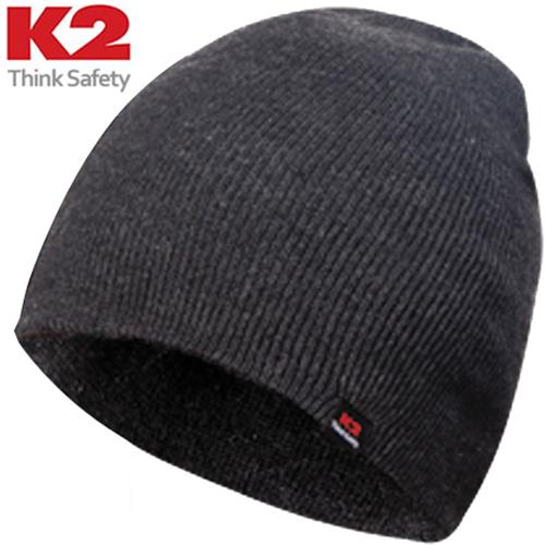 K2 정품 니트 비니, 그레이(진회색)