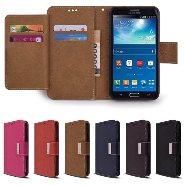 갤럭시 A20(SM-A205S)용 캐어 시크릿카드 핸드폰 케이스