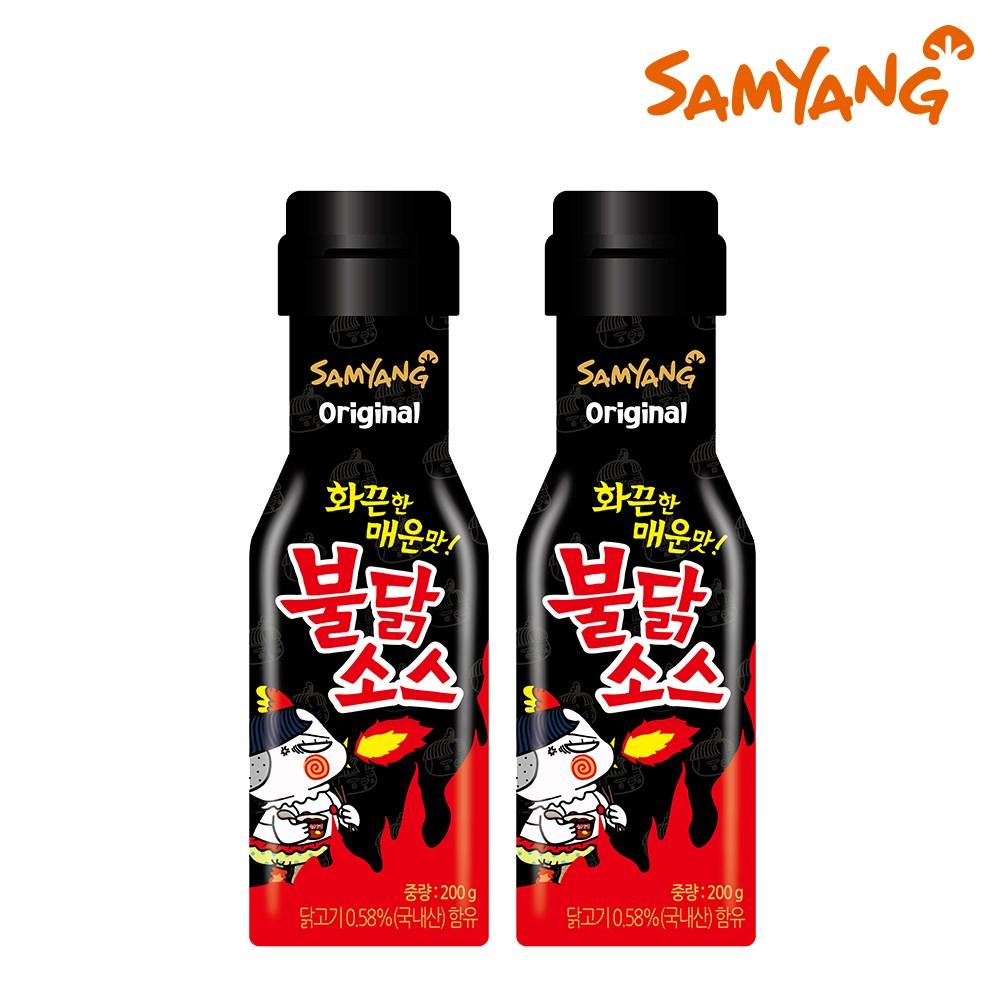 삼양 삼양불닭소스200g, 1개