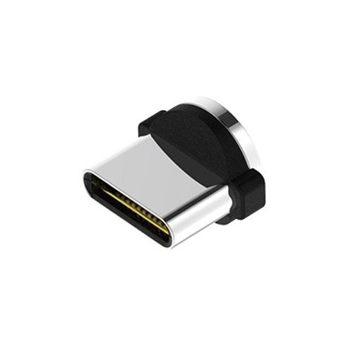 바나나랜드 마그네틱 자석 충전 케이블 5핀 8핀 c타입 아이폰 차량용 충전기, C타입커넥터