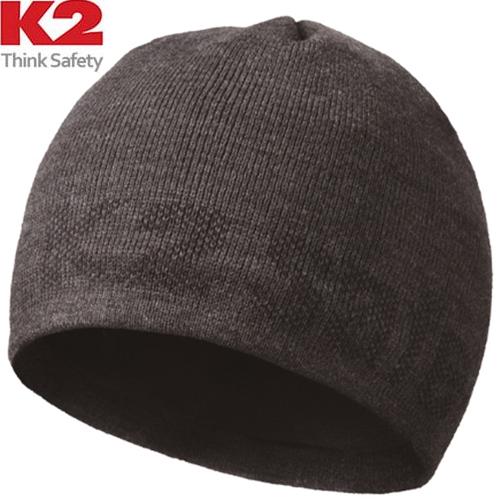 K2 정품 비니 (2종 중 택1 여성비니 남성비니 비니모자 니트비니 겨울모자 가을비니 니트모자), 그레이(Gray)