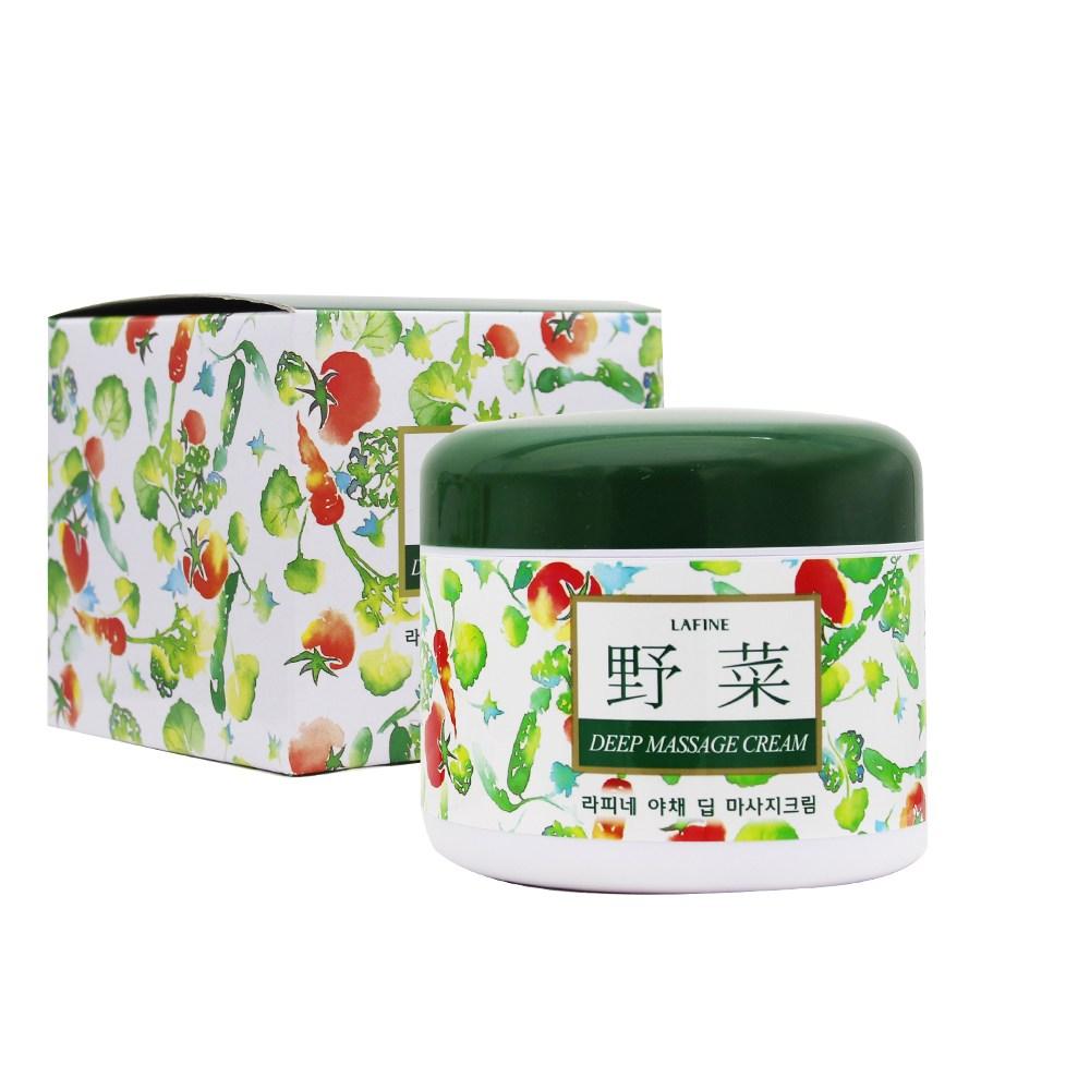 라피네 라피네야채딥마사지크림 350g, 단품