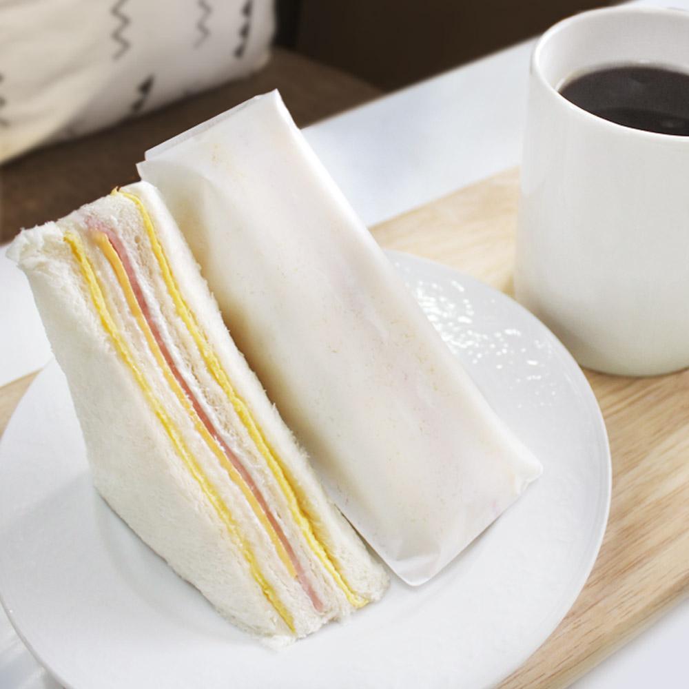벅스웨이 대만 샌드위치 (햄치즈샌드위치), 10개