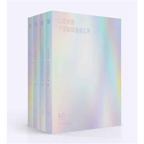 BigHit BTS - LOVE YOURSELF 結 Answer [Random ver.] 2CD+Photocard+Folded Post, 본품선택, 본품선택