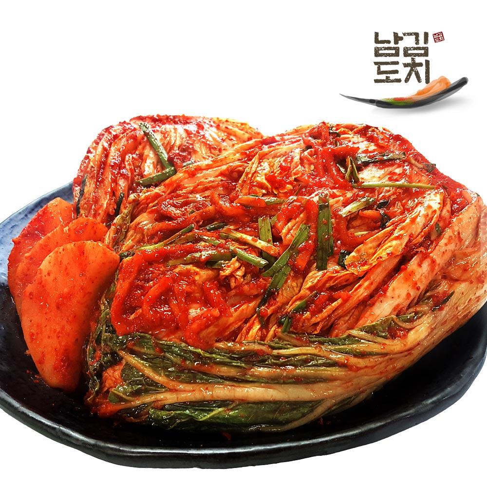 남도김치/국산 생 포기김치 10kg 당일제조, 1개